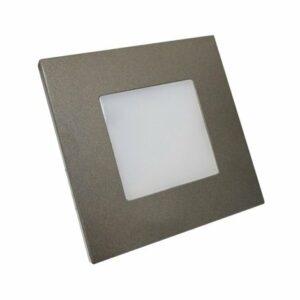 Luxera 48305 – LED orientačné svietidlo STEP LIGHT 16xLED SMD/1W/230V