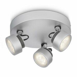 Philips 53279/48/16 – LED bodové svietidlo RIMUS 3xLED/3W/230V