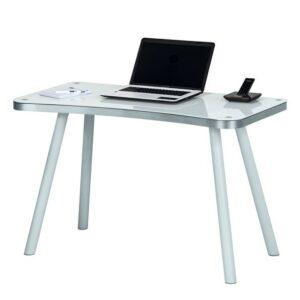 Písací stôl TILTON, biela