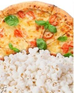 Pizza pukance