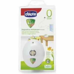Chicco Zanza No Ultrazvukový Odpudzovač Komárov Prenosný