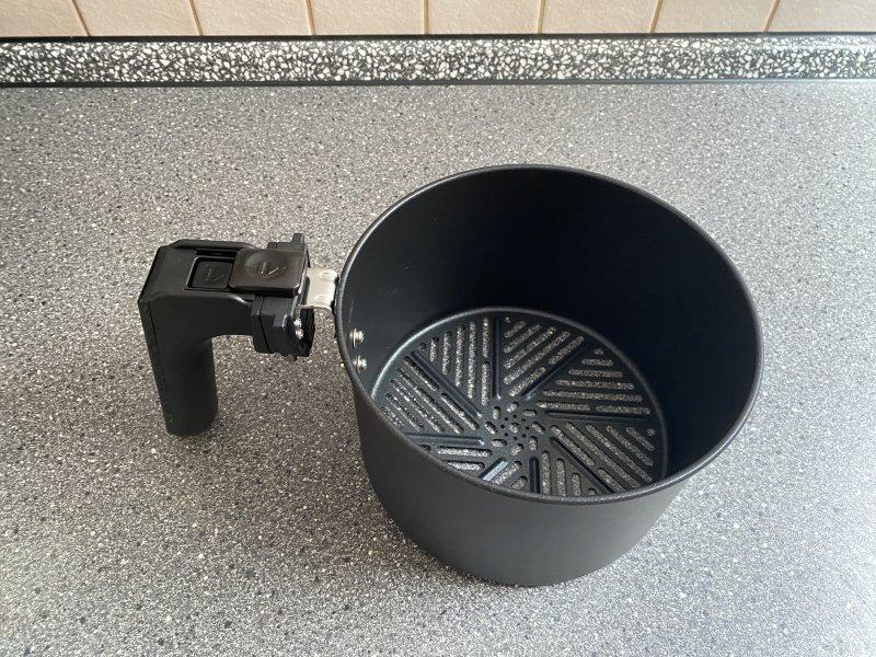 Fritovací košík do teplovzdušnej fritézy