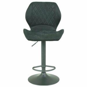 Barová stolička SONJA H, antracitová