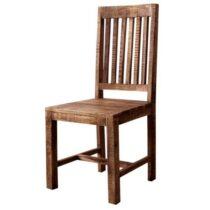 Jedálenská stolička GURU FOREST, akácia