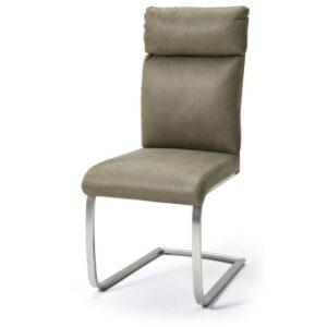 Jedálenská stolička RILEY, piesková