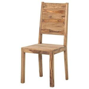 Jedálenská stolička YOGA , palisander