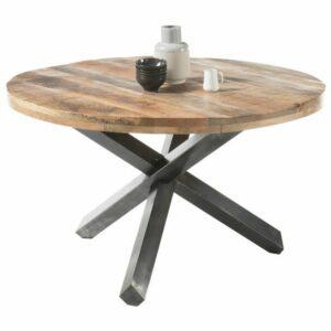 Jedálenský stôl ACE, mango/antracitová