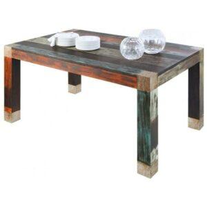 Jedálenský stôl GOA, mangovník/akácia
