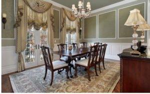 Klasická jedáleň