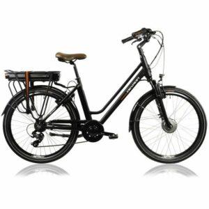 Mestský elektrobicykel Devron 26120 26″ – model 2022 – Black