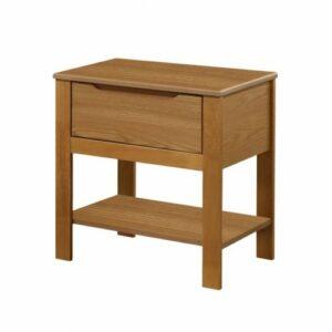 Nočný stolík Kaboto – dub