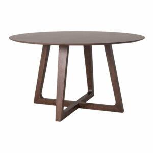 Okrúhly jedálenský stôl House Nordic Hellerup, ø135cm