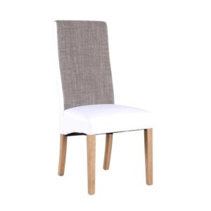 Stolička, natural/biela/melír, ARDON