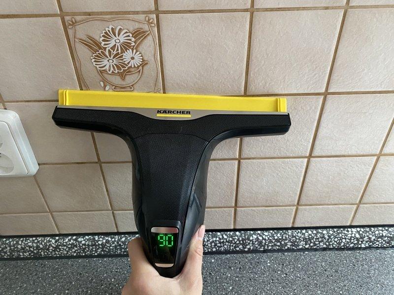 Umývanie obkladačiek čističom Kärcher