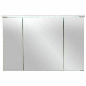 Zrkadlová skrinka SPLASH, biela/zrkadlo