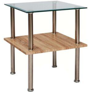 Konferenčný stolik Box dub sonoma