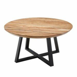 Konferenčný stolík KARNAKA, agát/čierna