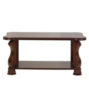Konferenčný stolík PARMA , tmavohnedá