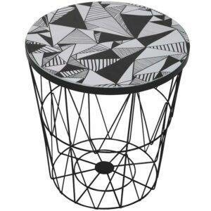 Kôš Basket cierny