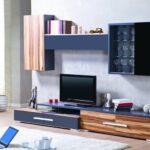 Obývacie steny - jednoduché a ekonomické riešenie pri zariaďovaní obývačky