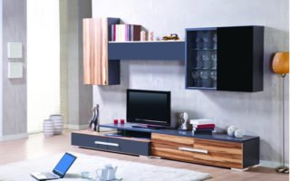 Obývacia stena