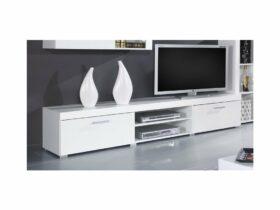 TV stolík Samba reg.8   biely