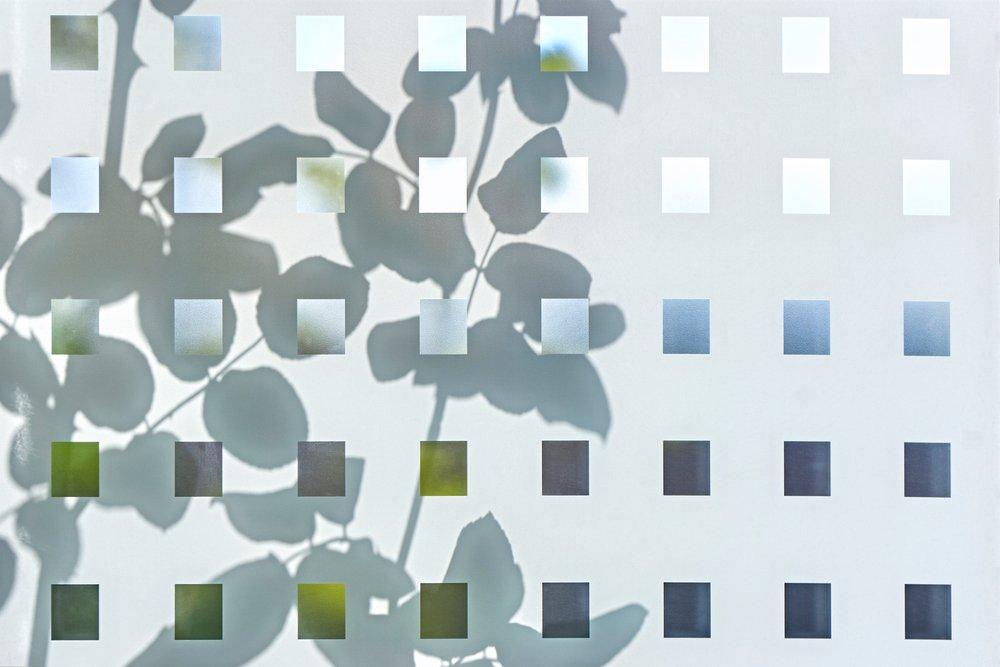 Dekoračná okenná fólia