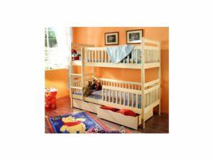 Detská poschodová posteľ Aleksander