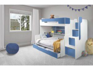 Detská poschodová posteľ Harry