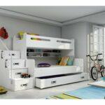 Detská poschodová posteľ Max 3