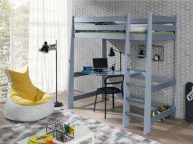 Detská poschodová posteľ Milosz
