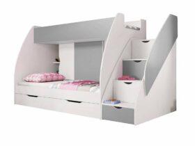 Multifunkčná poschodová posteľ Marko