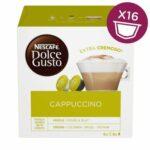 Nescafé Dolce Gusto Cappuccino kávové kapsule 16 ks