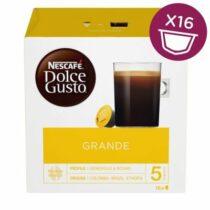 Nescafé Dolce Gusto Grande kávové kapsule 16 ks