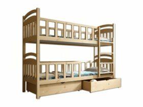 Poschodová posteľ Paula 7 200×90