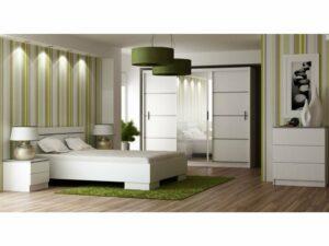 Spálňa Vista biela