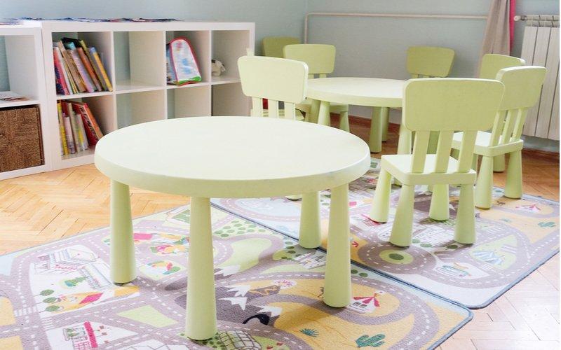 """Detský koberec """"autodráha"""""""