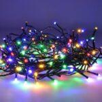 Brilagi - LED Vianočná vonkajšia reťaz 200xLED/8 funkcí 25 m IP44 multicolor
