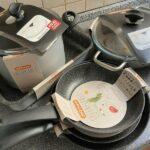 Pekáče, panvice a hrnce Delimano Green Planet (recenzia) - riady značky Delimano priateľské k životnému prostrediu - ako sa osvedčili v kuchyni?