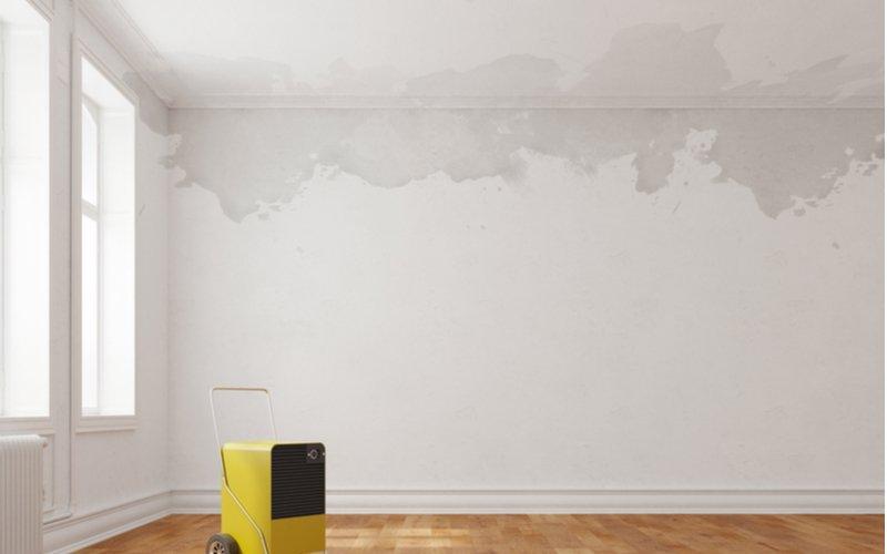 Odstraňovanie vlhkosti stavebným odvlhčovačom